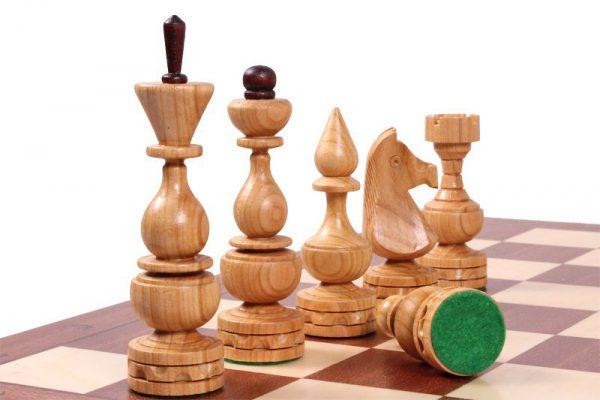 debiut chess set 19 inch