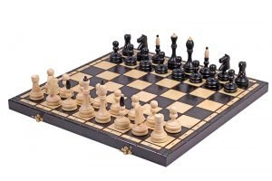 slim chess set