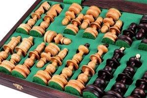 old polish chess set