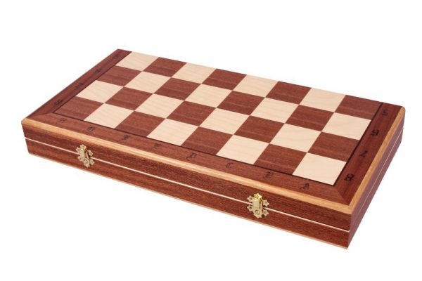 wooden debiut chess set