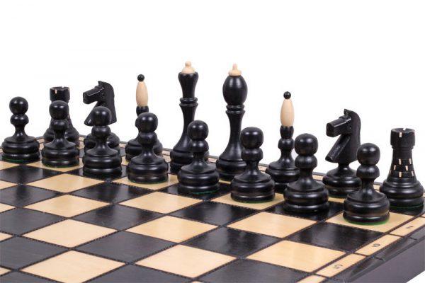 handmade slim chess