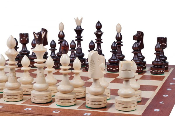 chess set indian light