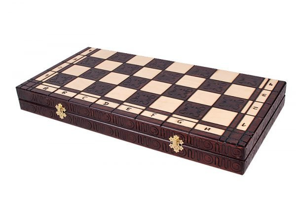 21 inch chess set indian