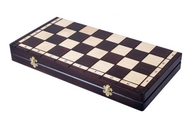 folding small chess set