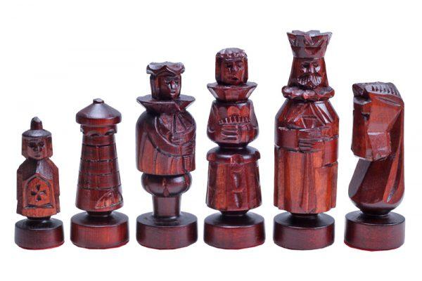 23 inch chess set spanish