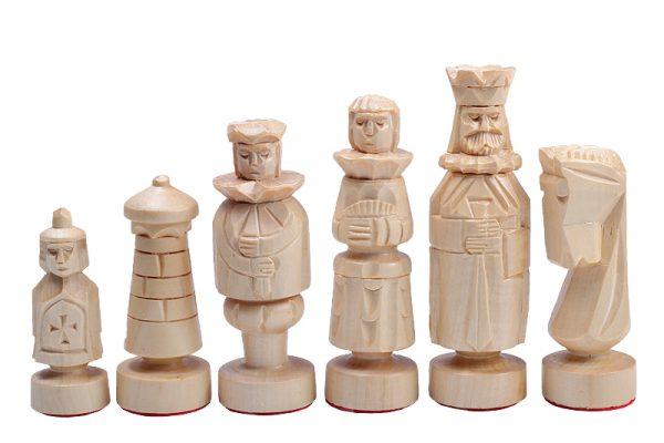 23 inch spanish chess set