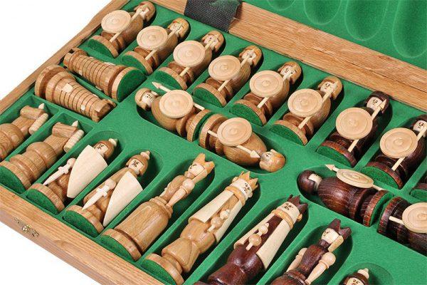 magnat chess set wooden