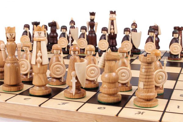 21 inch magnat chess set