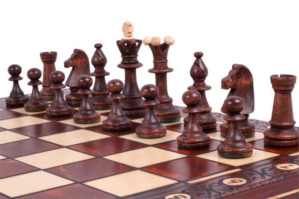 18 inch chess set consul