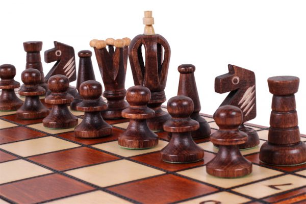 18 inch chess set royal