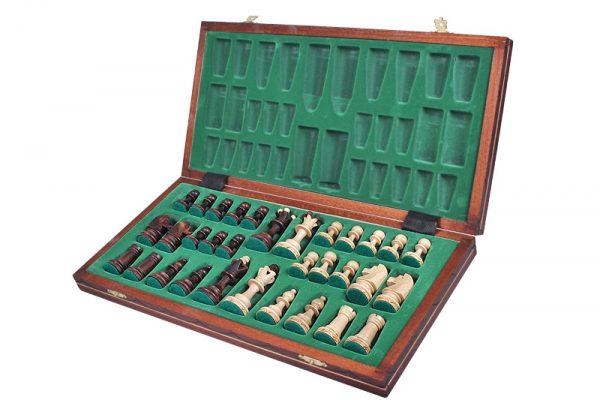 handmade chess set senator