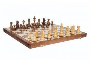 Schachspiel Staunton 52 cm