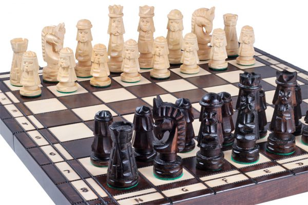 giewont chess wooden