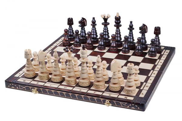 festive chess set