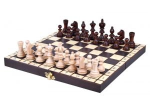 olympic mini chess set