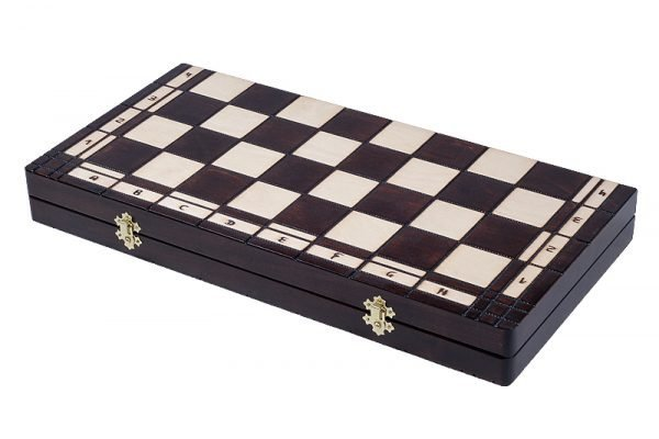 folding giewont chess set
