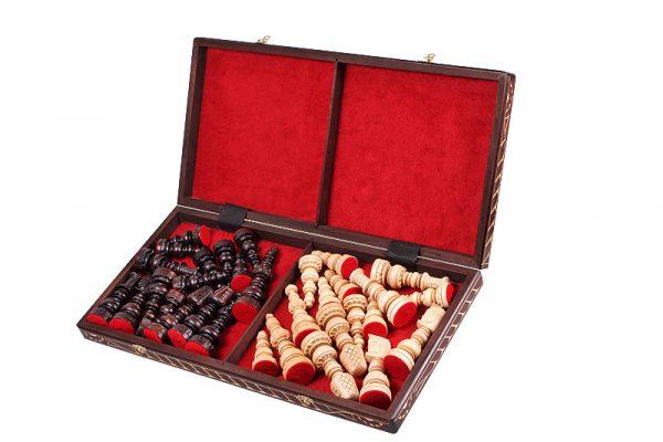 wooden chess mars