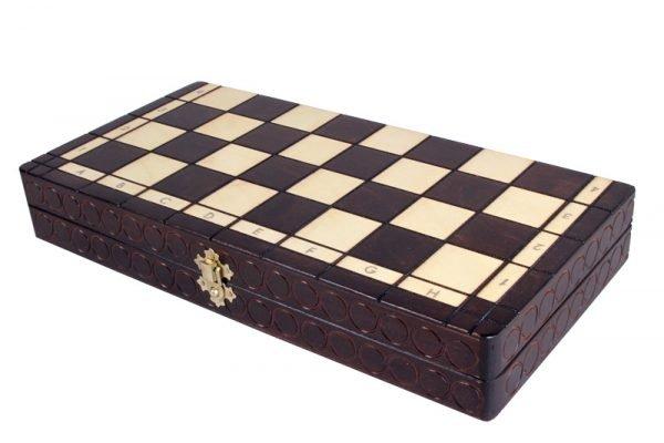 folding chess set paris