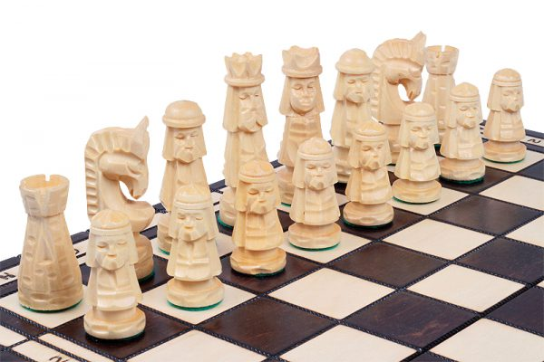 giewont chess set wooden
