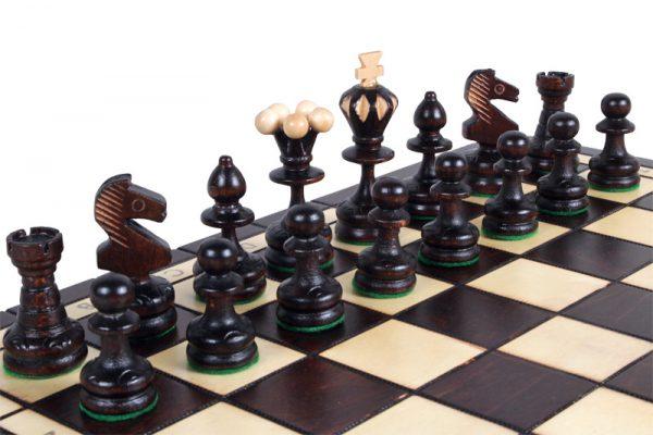 handmade chess set paris
