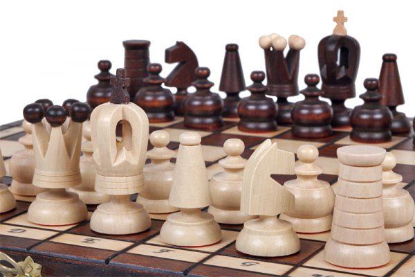 chess set classic handmade