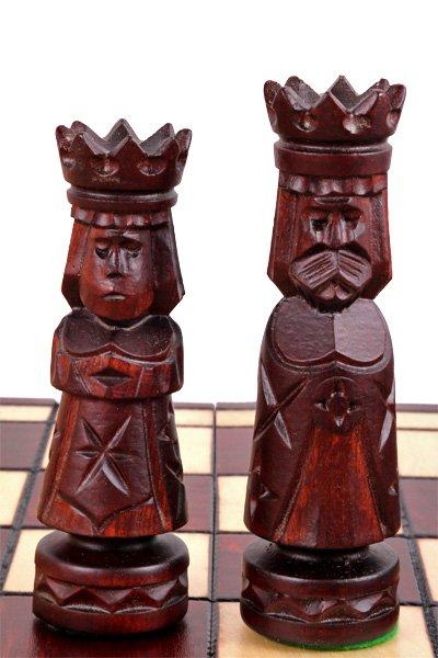 ancient chess set antique