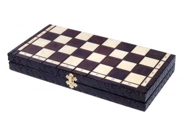 medium chess set handmade