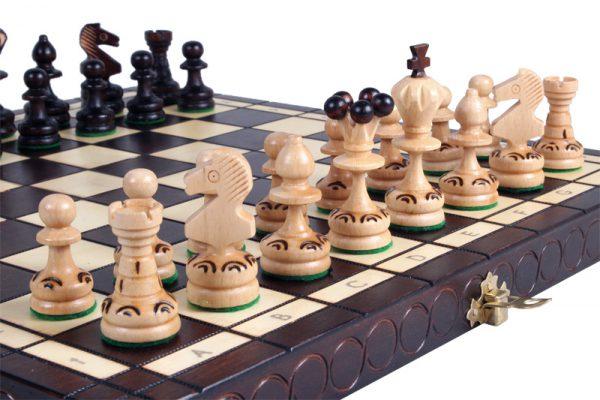 paris chess set 14 inch