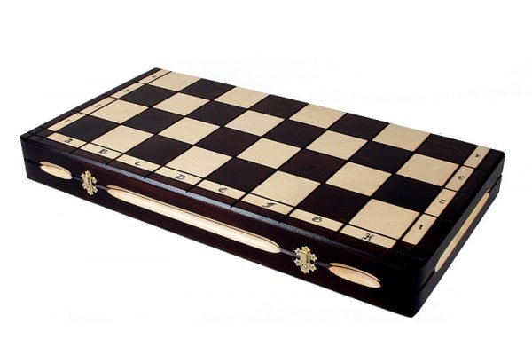 25 inch folding chess set