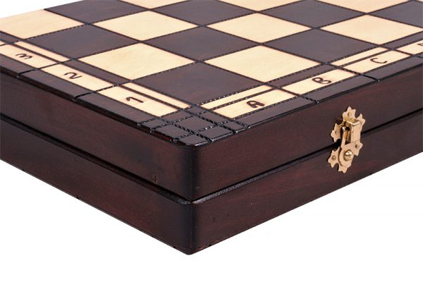 23 inch christmas chess et