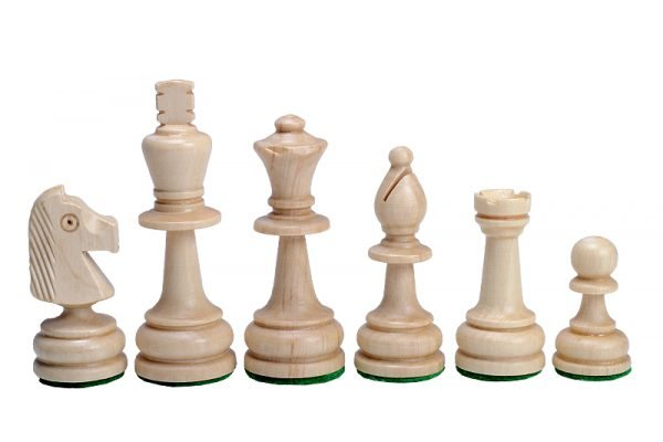 olympic wooden chess set handmade