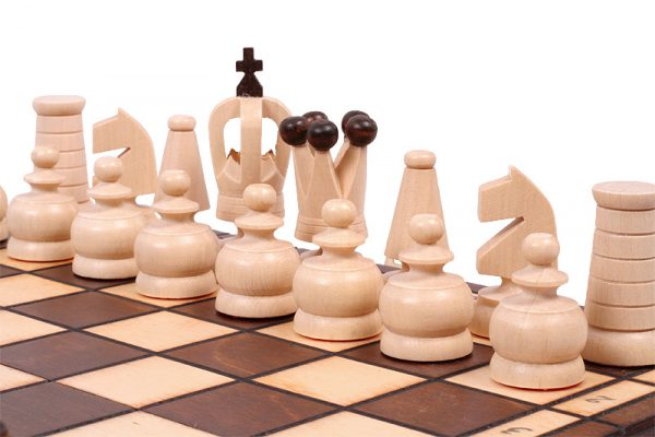 royal chess set mini