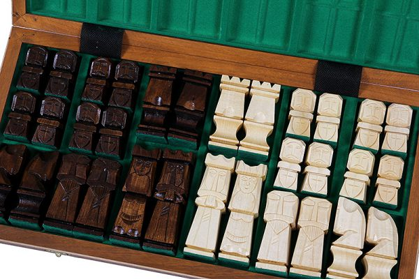 orawa chess wooden