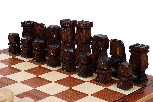 handmade orawa chess