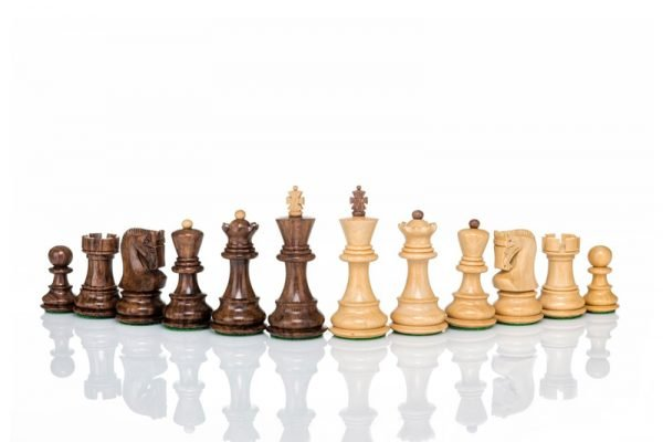 Schachfiguren Dubrovnik Royal S 7.5 cm im Box