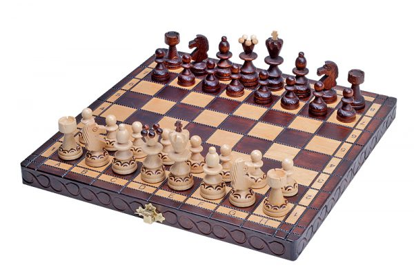 chess set paris