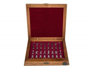 chess set antique