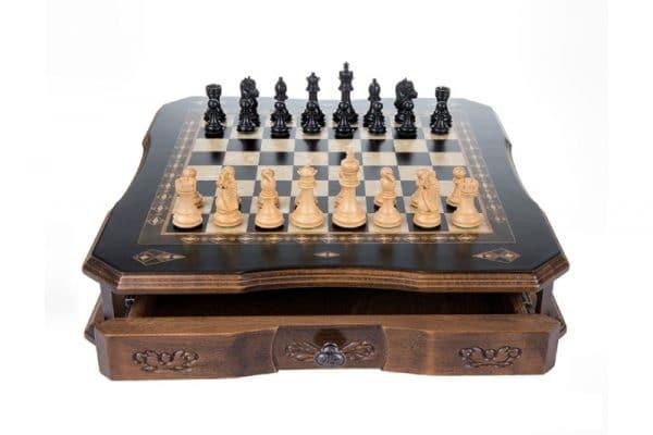 Schachspiel Antique 50 cm