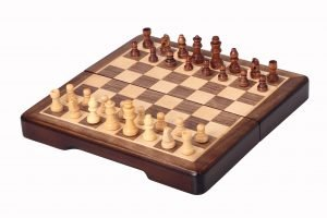 pocket chess set