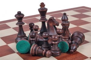 chess pieces staunton