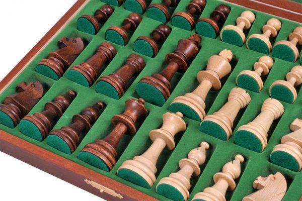 staunton 3.5 inch chessmen