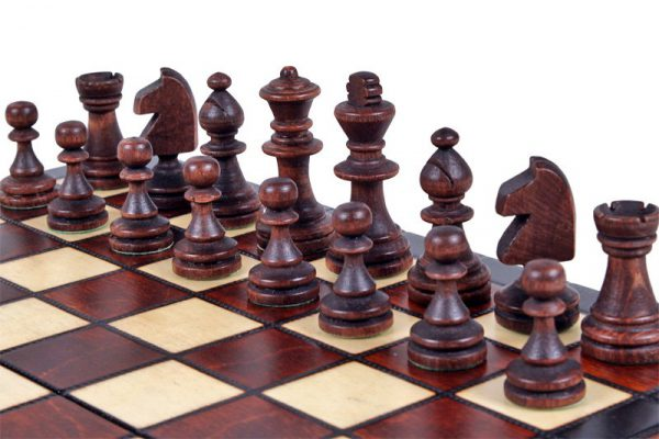 magnetic chess set mini