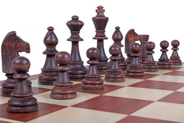 chess pieces 3.8 inch staunton