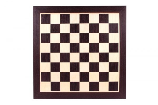 wooden sycamore chessboard