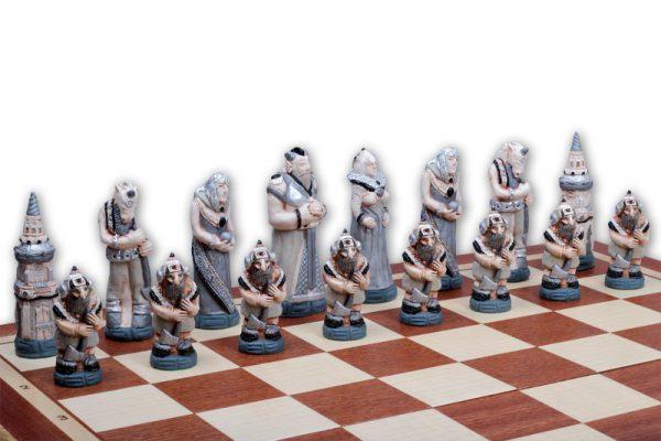 21 inch fantasy chess
