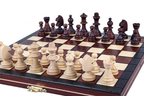 8 inch chess set