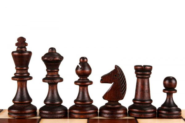 13 inch magnetic chess set