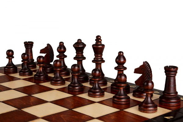 large magnetic chess set