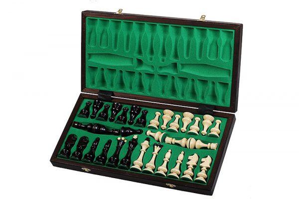 folding chess set baskid