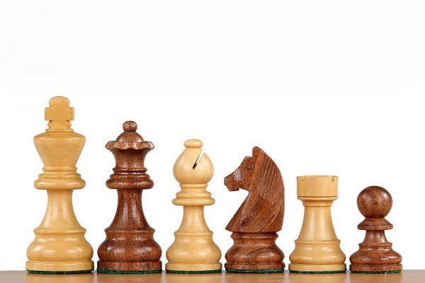 german knight chessmen